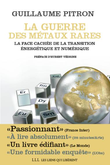Livre La Guerre des métaux rares